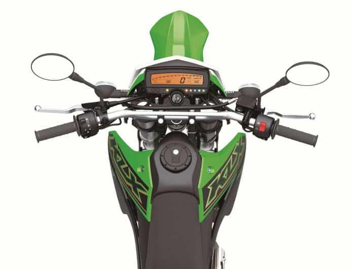 2020 Kawasaki KLX 300 weight Micramoto
