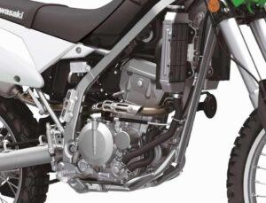 2020 Kawasaki KLX 300 engine Micramoto