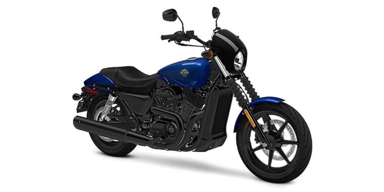 Harley-Davidson-Street-500-Blue-Black