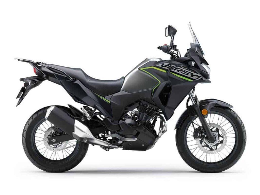 Kawasaki-Versys-X 300-ABS-Black