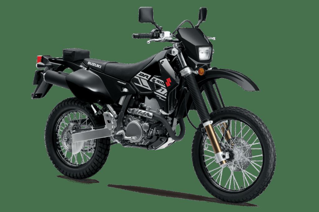 Suzuki-DR-Z400SM-Black