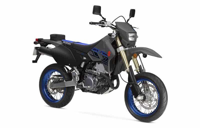 Suzuki-DR-Z400SM-Black-Grey