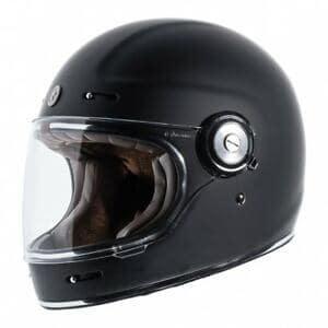 TORC-T1-Retro-Full-Face-Motorcycle-Fiberglass-Vintage-Helmet-DOT-ECE-22.05-black