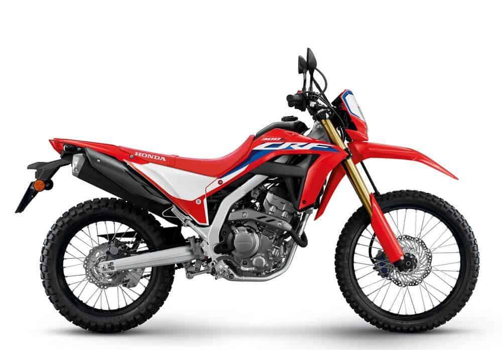 Honda-CRF300-L-2021-red