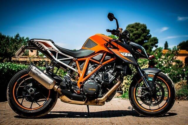 KTM-Motorcycle