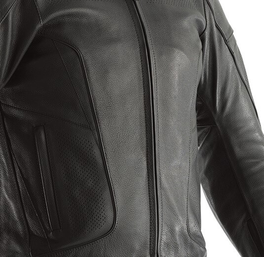 Kangaroo-leather-jacket-black