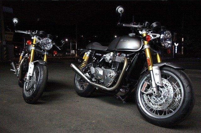 Triumph-Motorcycle