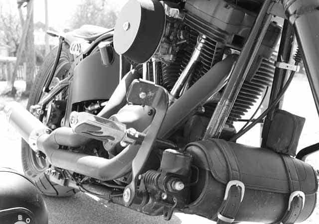 Chassis-motorcycle-micramoto